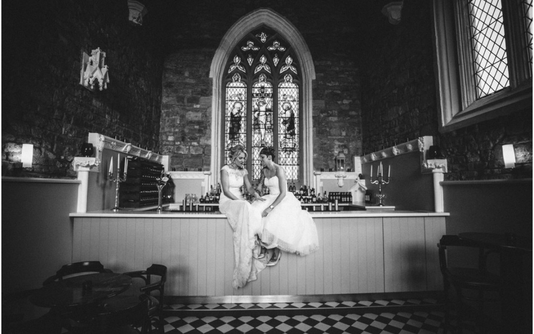 The Church, Northampton – Hayley + Rosie – One Frame